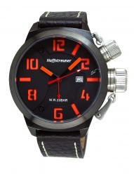 Haffstreuner HA018 XL Alarm Herrenuhr - 44,5 mm