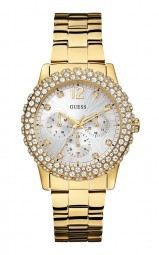Guess Dazzler Multifunktions Damenuhr W0335L2