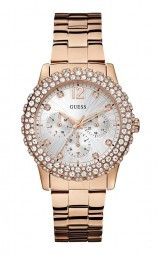 Guess Dazzler Multifunktions Damenuhr W0335L3