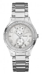 Guess Siren Multifunktions Damenuhr W0442L1