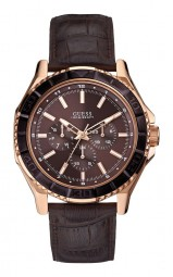 Guess Unplugged Herrenuhr W0520G1