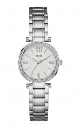 Guess Park Ave South Damenuhr W0767L1 - Edelstahlband - 30 mm