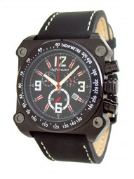 Haffstreuner HA013 XL Herren Chronograph - 46 mm