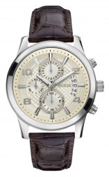Guess Mens Dress Chronograph W0076G2
