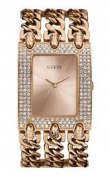 Guess Heavy Metal Damenuhr W0085L3