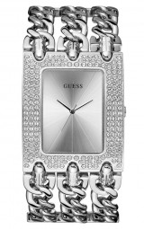 Guess Heavy Metal Damenuhr W0315L1