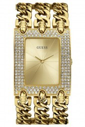 Guess Heavy Metal Damenuhr W0315L2
