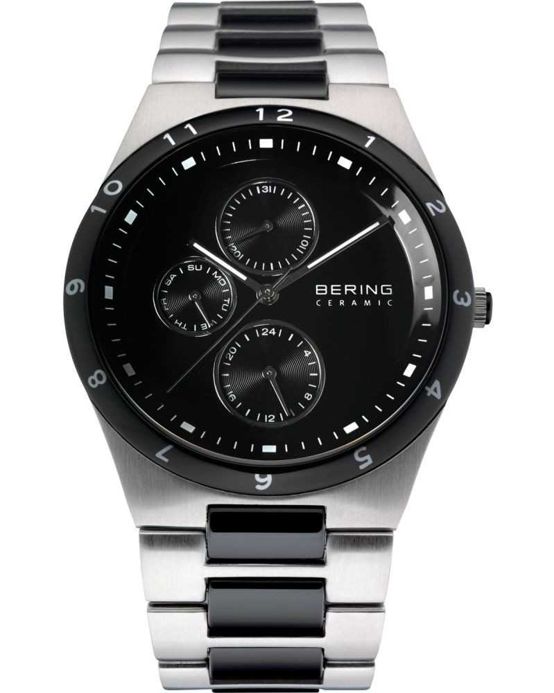 Bering Ceramic Collection Multifunktions Herrenuhr 32339-742
