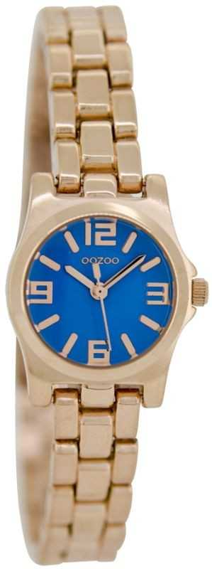 Oozoo C5793 XS Damenuhr rose-blau - 22 mm