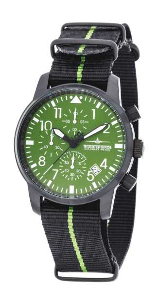 Thunderbirds Flieger MultiProChrono Chronograph TB1067-09 - Natoband - 40 mm