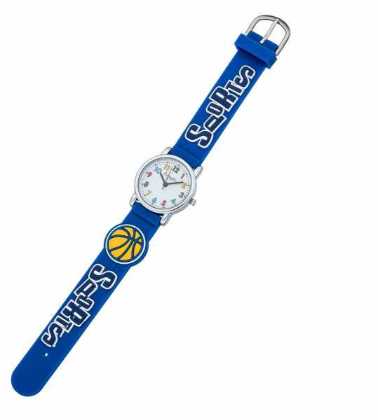Eichmüller Kinderuhr Basketball - PU-Band - 27 mm