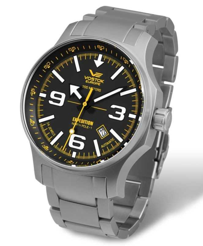 Vostok Europe Expedition Nordpol 1 Automatikuhr NH35-5955196-St