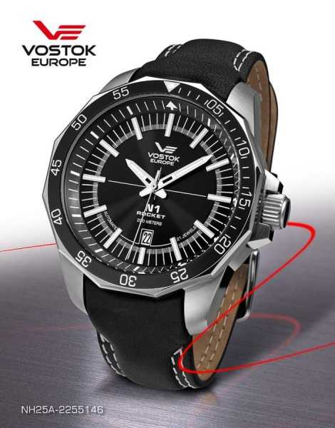 Vostok Europe Rocket N1 Automatikuhr NH25-2255146