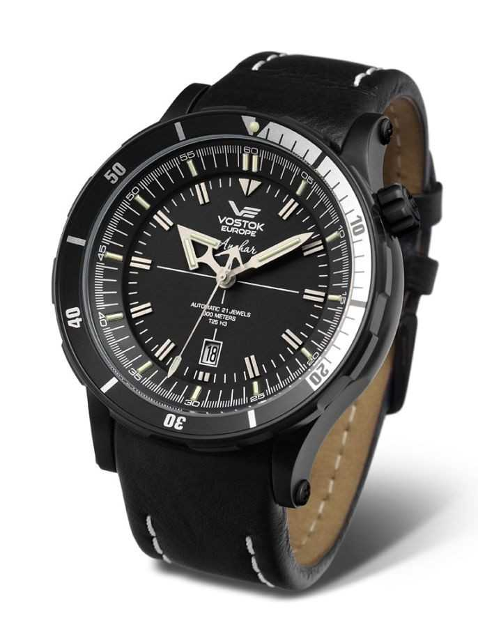 Vostok Europe Anchar Chronograph 6S30-5104184