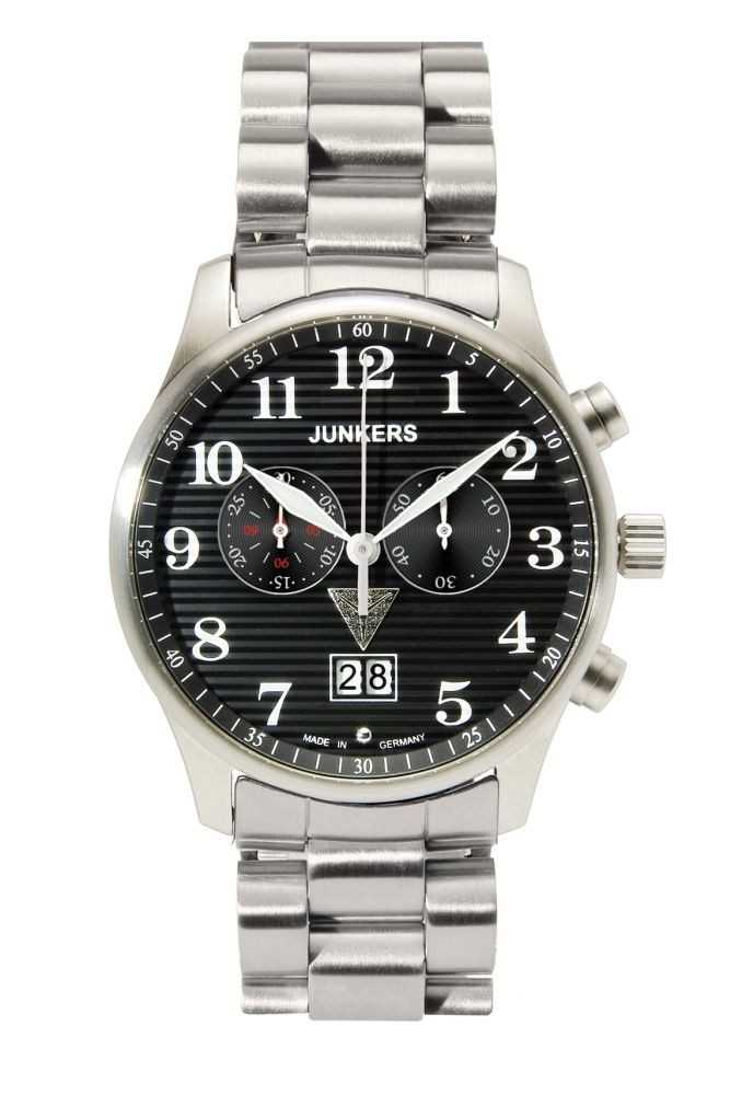 Junkers Iron Annie JU52 Flieger Chronograph 6686-M2