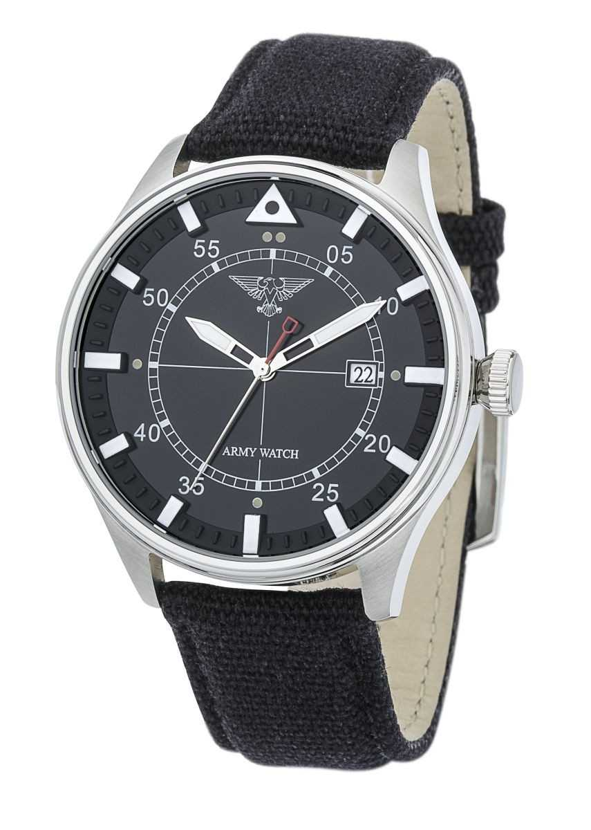 Eichmüller Army Watch Herrenuhr EP551