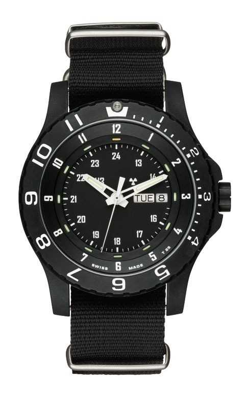 Traser H3 P6600 Type 6 MIL-G Military Uhr - 100072 - Natoband - 45 mm