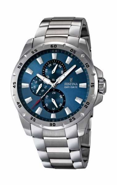 Festina Sport Multifunktions Herrenuhr F16662-2