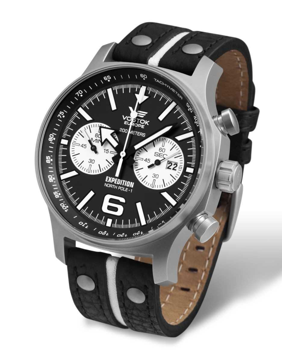 Vostok Europe Expedition Nordpol 1 Chronograph 6S21-5955199-L