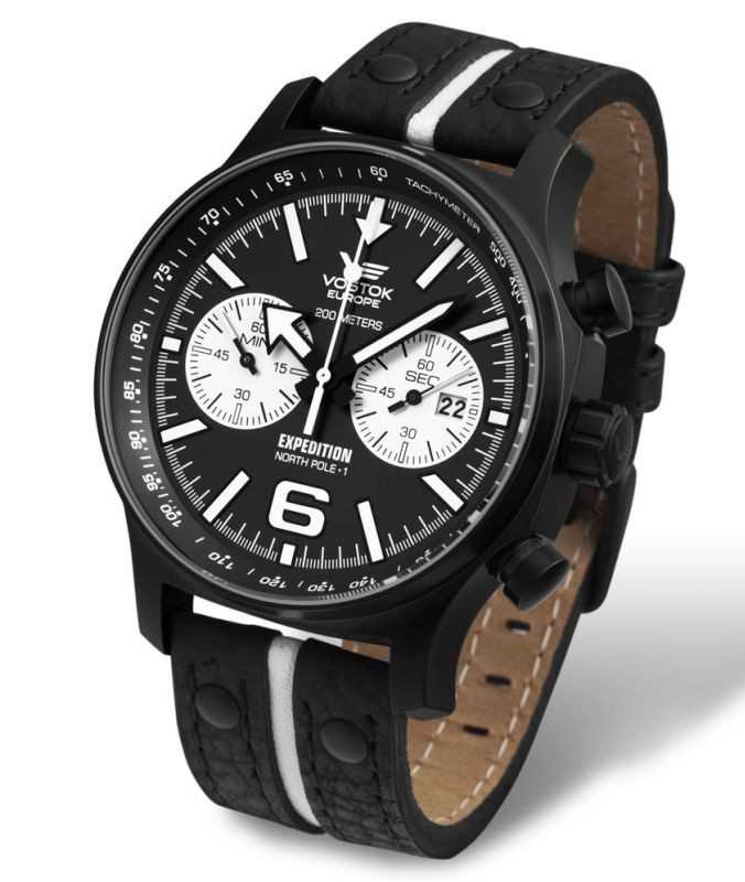 Vostok Europe Expedition Nordpol 1 Chronograph 6S21-5954199-L