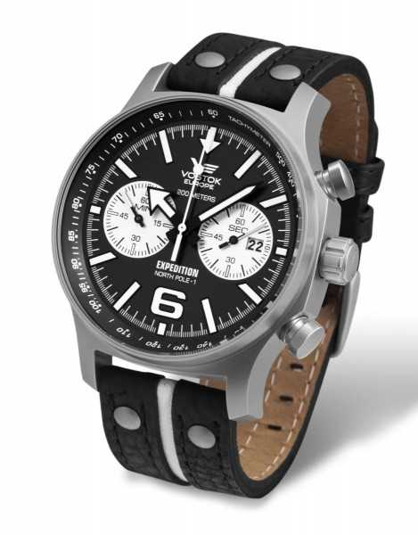 Vostok Europe Expedition North Pole 1 Chronograph 6S21-5955199-L