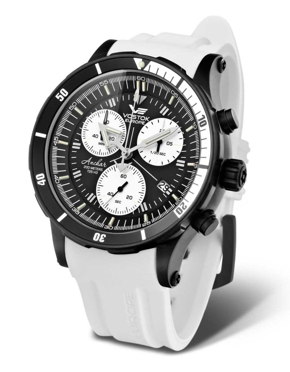Vostok Europe Anchar Chronograph 6S30-5104184-W