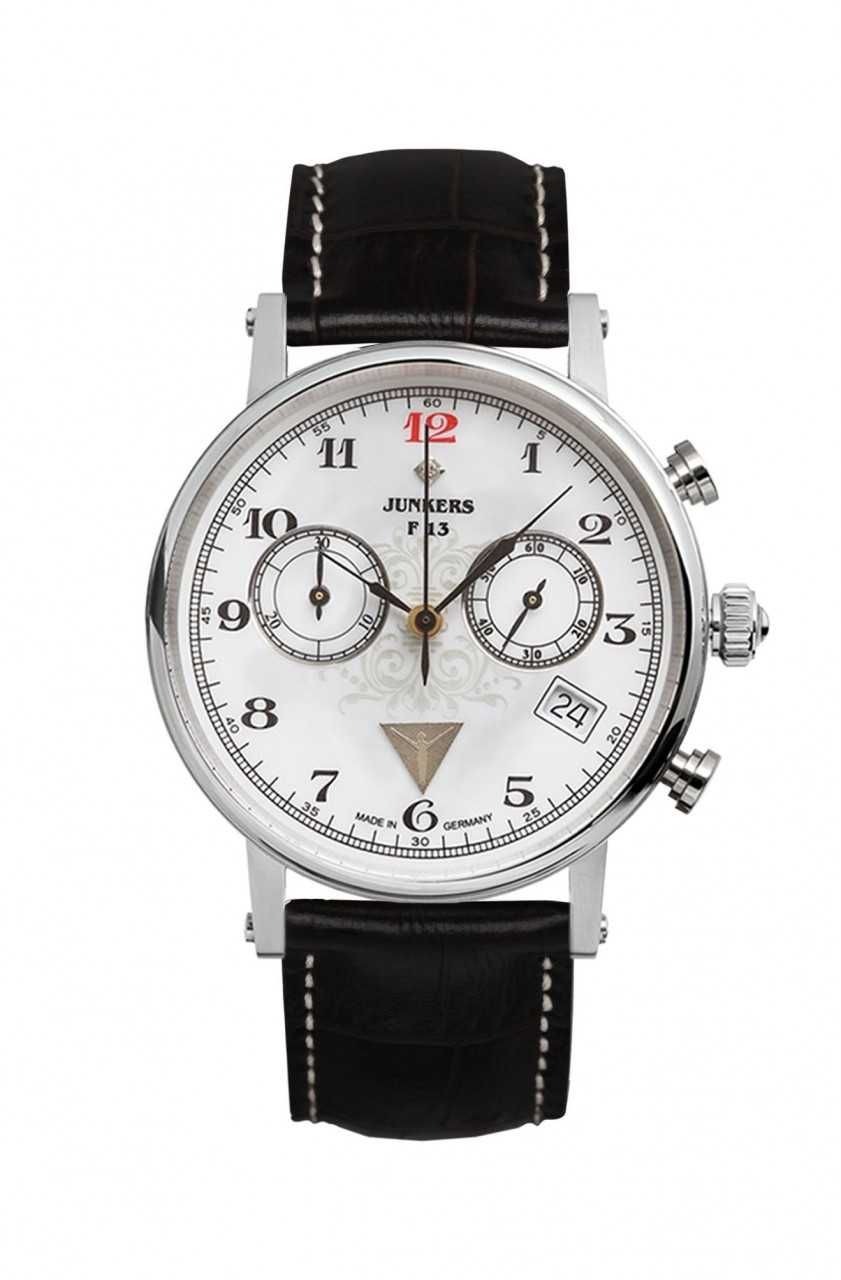 Junkers Expedition Südamerika Damen Chronograph 6587-1