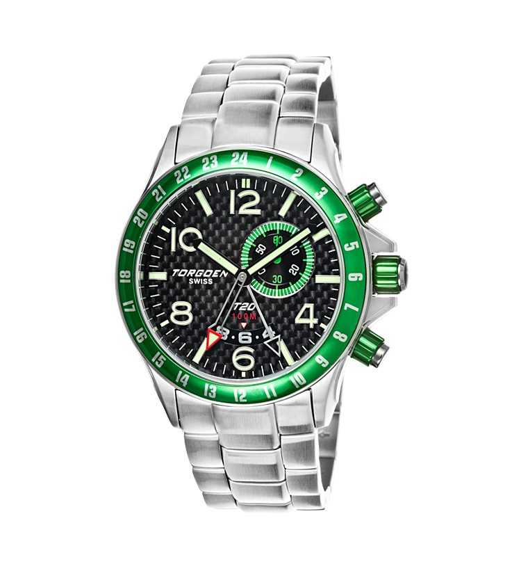 Torgoen T20202 Swiss Made Fliegeruhr