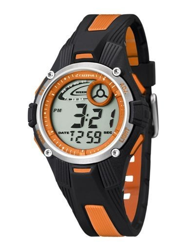 Calypso K5558-4 Kinder Digitaluhr