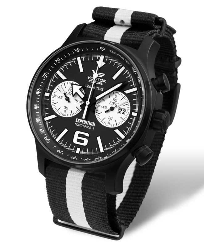 Vostok Europe Expedition Nordpol 1 Chronograph 6S21-5954199-T