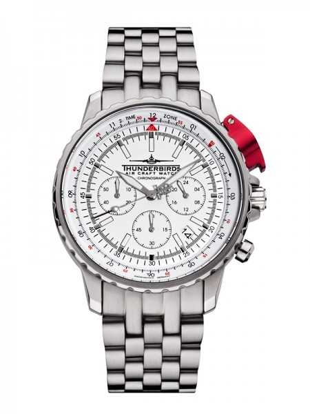 Thunderbirds Fighting Steel Pro Chronograph TB1052-02
