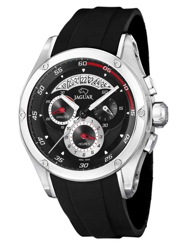 jaguar jaguar j650 1 herren chronograph limited edition. Black Bedroom Furniture Sets. Home Design Ideas