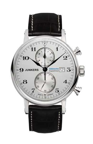 Junkers Expedition Südamerika Herren Chronograph 6586-1