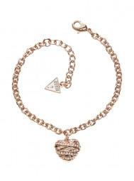 Guess Wrapped With Love Damen Armband UBB21596-S